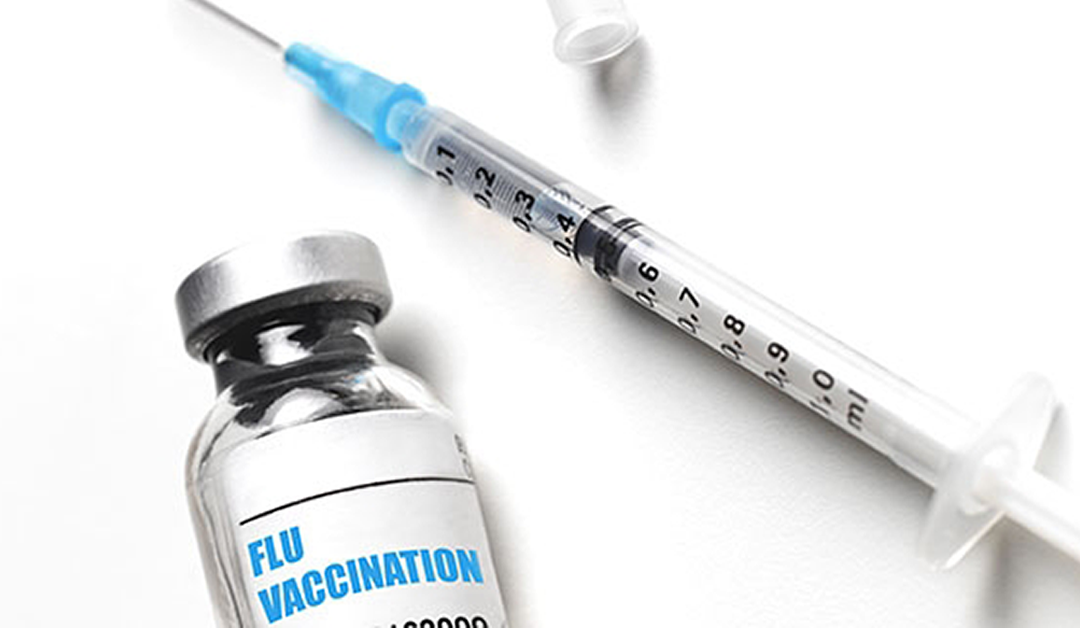 Eligible Darlington residents urged to get their flu vaccinations