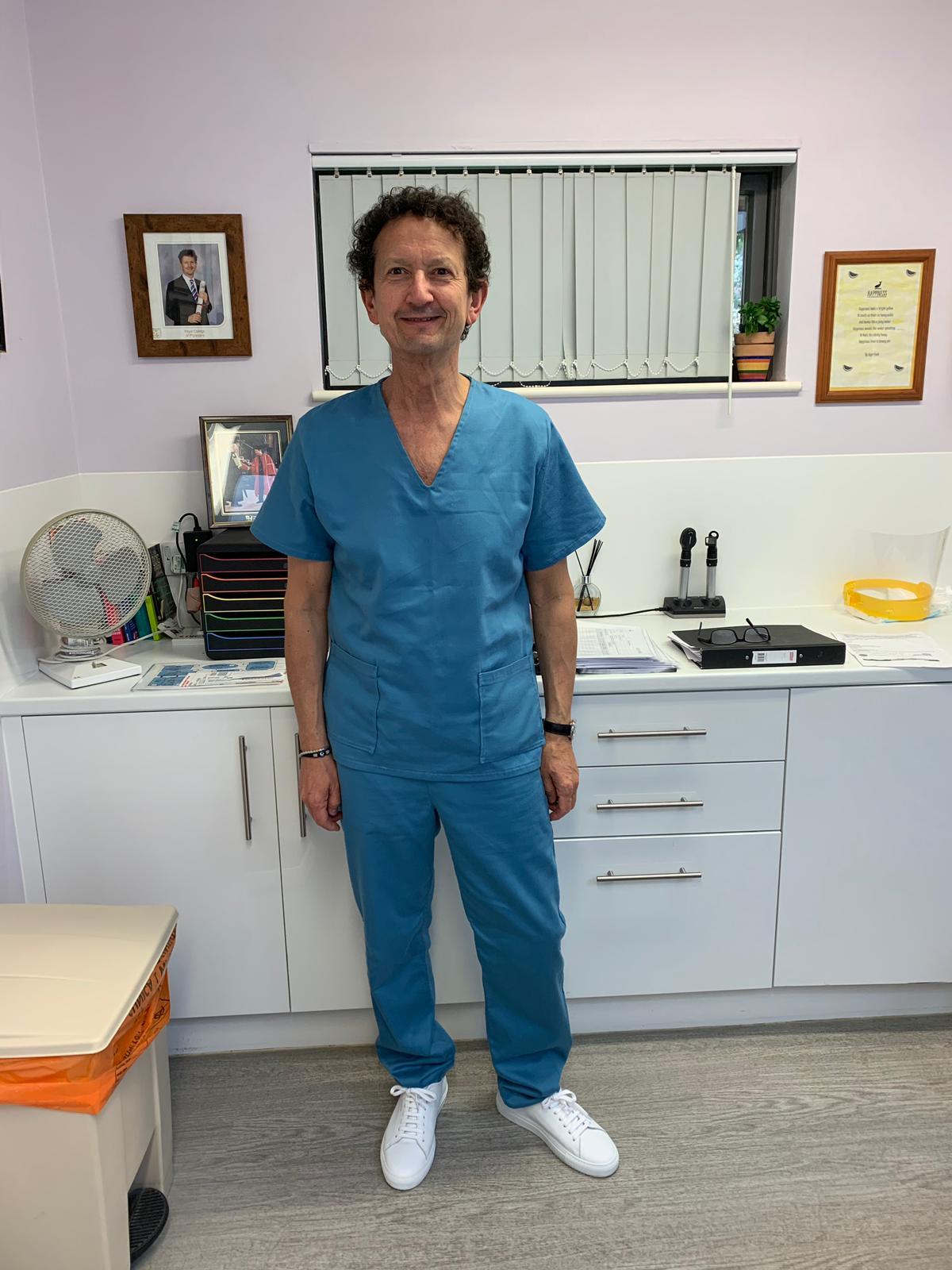Professor Ahmet Fuat