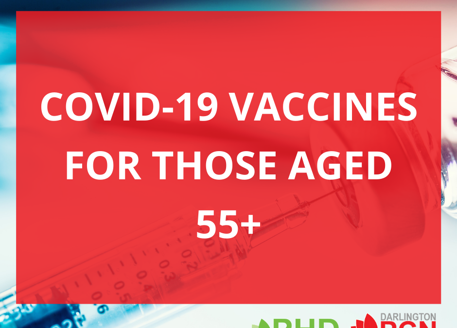 Vaccinating those age 50+ – moving to cohort 9